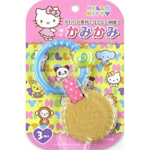Toyroyal樂雅 - Hello Kitty 凱蒂貓固齒器 2