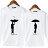 ◆快速出貨◆長袖T恤.情侶裝.班服.MIT台灣製.獨家配對情侶裝.客製化.純棉長T.雨中邂逅 【YL0485】可單買.艾咪E舖 1