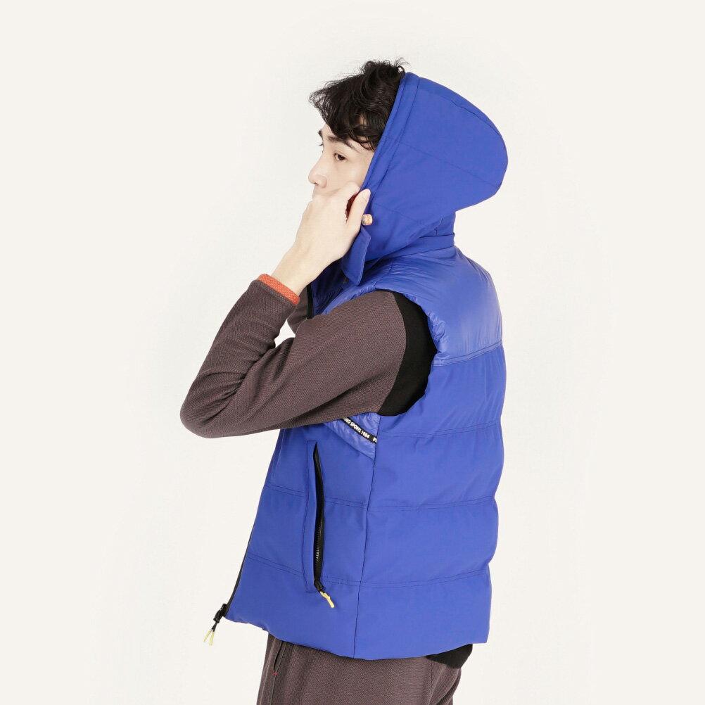 【FANTINO】背心(男)-藍 946310 4
