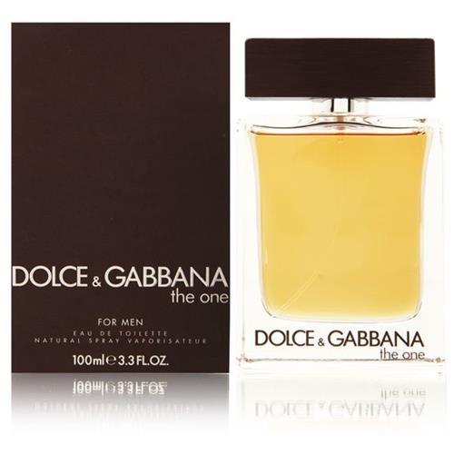 Dolce & Gabbana 'The One' Men's 3.3-ounce Eau de Toilette Spray 0