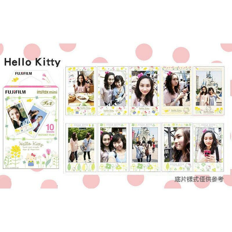 【eYe攝影】特價 富士 mini 8 9 70 SP2 拍立得底片 小熊維尼 Hello Kitty 空白底片 三入組