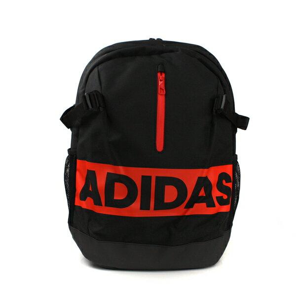adidas愛迪達後背包黑紅CV8386noA35