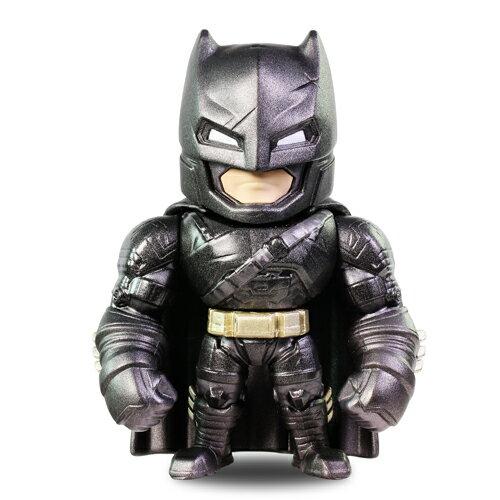4吋合金裝甲蝙蝠俠/ Batman vs Superman 4吋 DC Figure/ 蝙蝠俠對超人 / 正義曙光/ 公仔/伯寶行