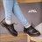 格子舖*【KMC03】專櫃款3孔高質感全牛皮 漸層復古色澤 超耐磨透明牛筋底 馬汀靴 馬丁鞋 休閒皮鞋 2色 1