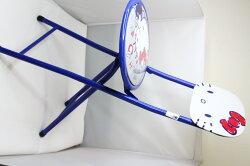 Hello Kitty 折疊椅 凱蒂貓  KT 兒童椅 椅子 正版 授權 大賀屋 L00010514