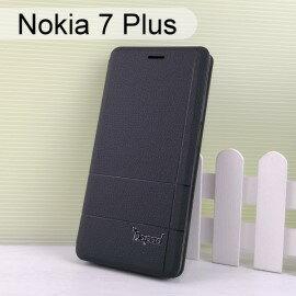【Dapad】經典隱扣皮套Nokia7Plus(6吋)