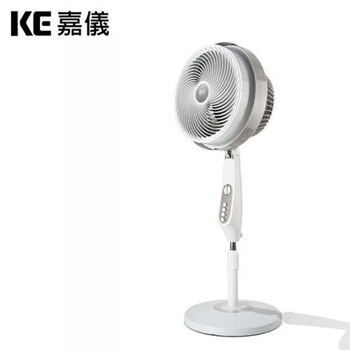 KE嘉儀|12吋旋風循環扇 尊爵灰 KEF3500【三井3C】