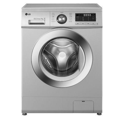 【LG樂金】7kg DD直驅變頻滾筒洗衣機 / 精緻銀 (WD-70MGS)