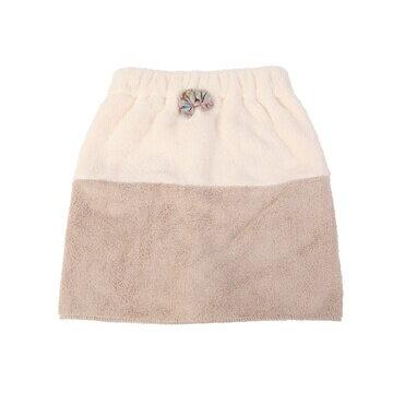 珊瑚絨吸水包頭巾 / 兩色可選  x1 2