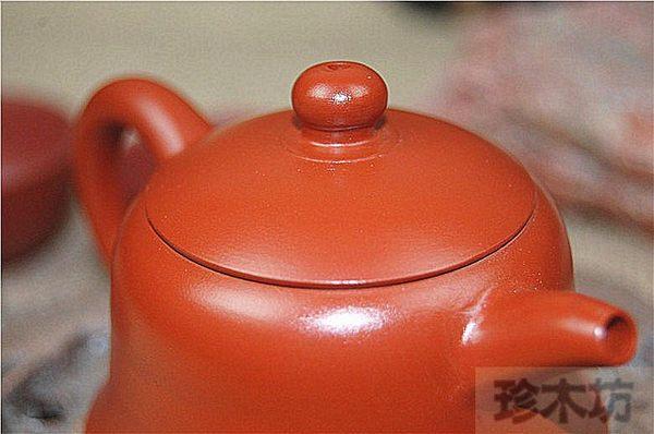 宜興(2號金鐘紫砂壺)