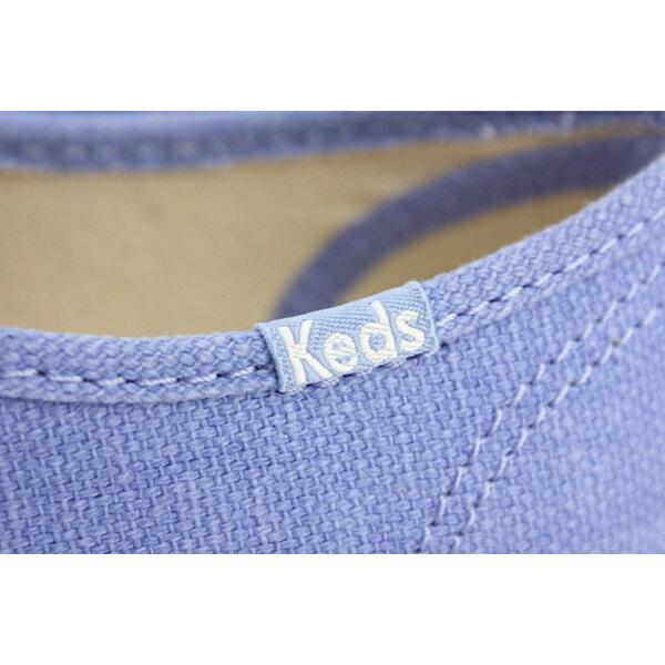 Keds CHAMPION CHALKY CANVAS 帆布鞋 粉藍 女鞋 9182W122460 no286 3