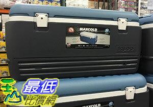 [105限時限量促銷] COSCO IGLOO MAXCOLD 100QT COOLER 美國制95公升冰桶 C107723