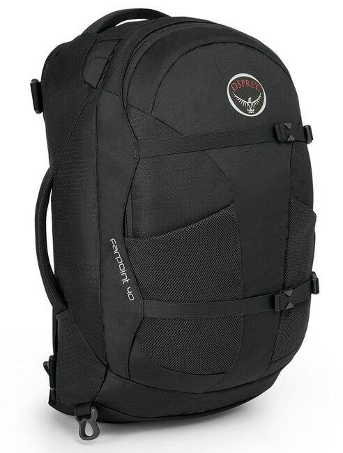 【鄉野情戶外專業】 Osprey |美國|  Farpoint40 自助旅行背包/多功能自助行背包-火山灰M/L/Farpoint 40 【容量40L】