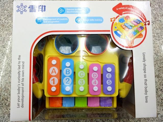 『121婦嬰用品館』 多功能學習敲琴 0