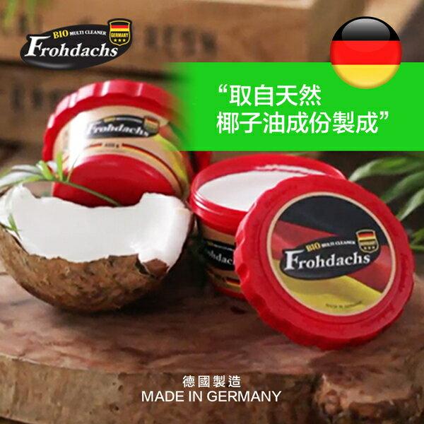 五折閃購★德國Bio Frohdachs除油去污 (1入去污膏+1入陽光海綿) 0