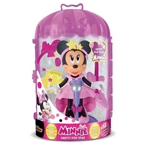《Disney迪士尼》米妮換裝組合-明星系列