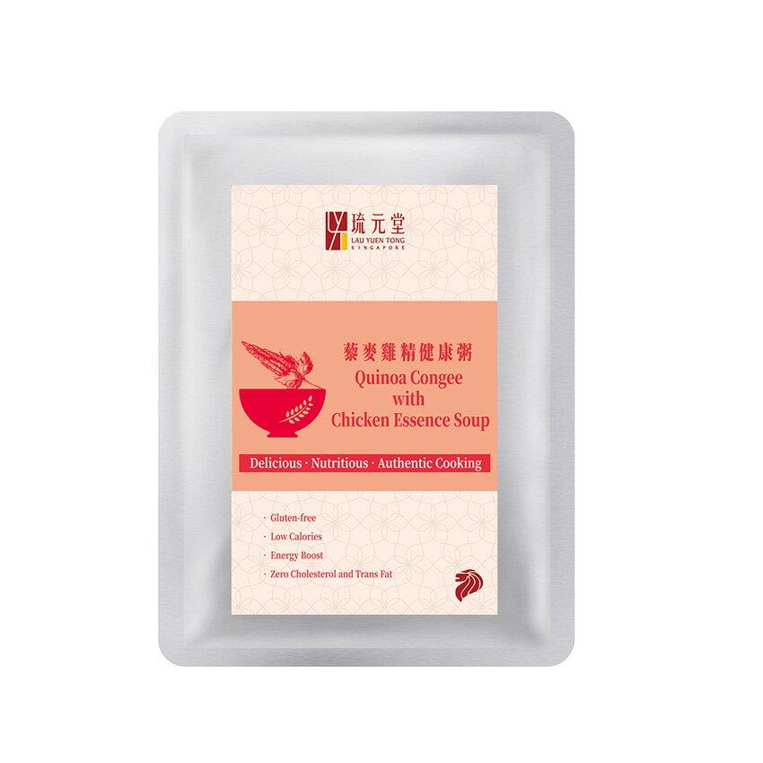 新加坡 琉元堂 藜麥雞精健康粥 300g/包