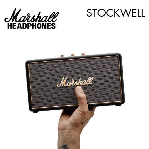 MarshallStockwell攜帶型行動電源藍芽喇叭分期0%公司貨免運費