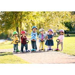 瑞士 MINI MICRO 3IN1 DELUXE (三合一) (奢華版) 兒童滑板車(承重35kg)【適合年齡 :1歲~5歲】【紫貝殼】