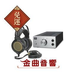 【金曲音響】STAX SRS-007II(SRM-727II+SR-007II)組合系統 靜電式 開放式 耳罩式耳機