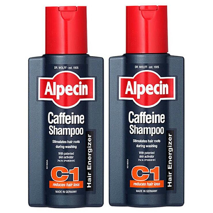 -典安- Alpecin 咖啡因洗髮露 250ml/瓶