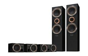 【得意家電】Pioneer 先鋒 S-RS55TB 5 聲道揚聲器系統  ※ 熱線07-7428010