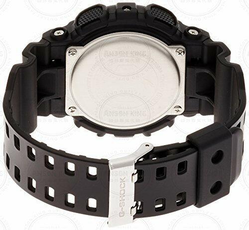 極地迷彩 黑藍  GA-100CB-1A   防水 手錶 腕錶 電子錶 男女錶 3