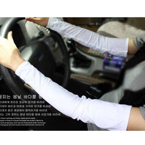 PS Mall╭~汽車 防曬防紫外線袖套 手臂套~J2031~ ~  好康折扣