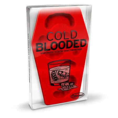 《全店399免運》PS Mall╭*愛上吸血鬼 牙齒製冰盒 派對效果100分 夏天必備冰塊 【J136】