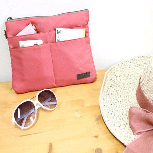 PS Mall╭~多 包中包 整理包 化妝包 收納包 包包~J1556~ ~  好康折扣