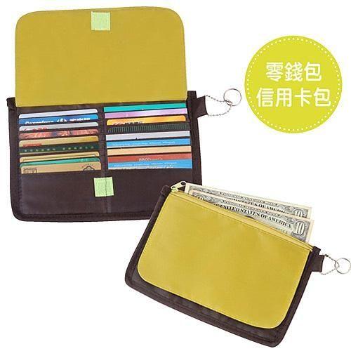 PS Mall╭*日本款式多功能的卡片包 (零錢包/皮包) 卡片袋 收納包 可放40張卡片 包包必備【J011】