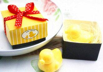 PS Mall╭* 迷你香皂系列--金色小鴨香皂 黃色小鴨香皂【J1069】