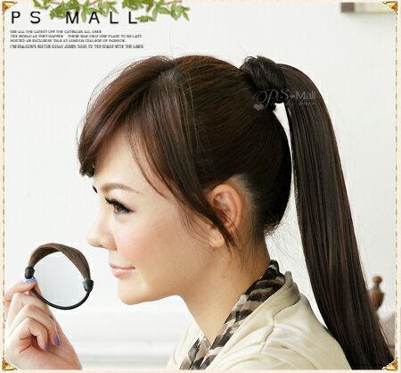 PS Mall╭*韓國超人氣髮飾 假髮造型束髮套 假髮馬尾髮束 髮飾 【p044】