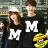 ◆快速出貨◆刷毛T恤 圓領刷毛 情侶T恤 暖暖刷毛 MIT台灣製.字母大M【YS0413】可單買.艾咪E舖 1