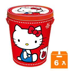 森永 凱蒂貓 綜合桶 620g (6入)/箱
