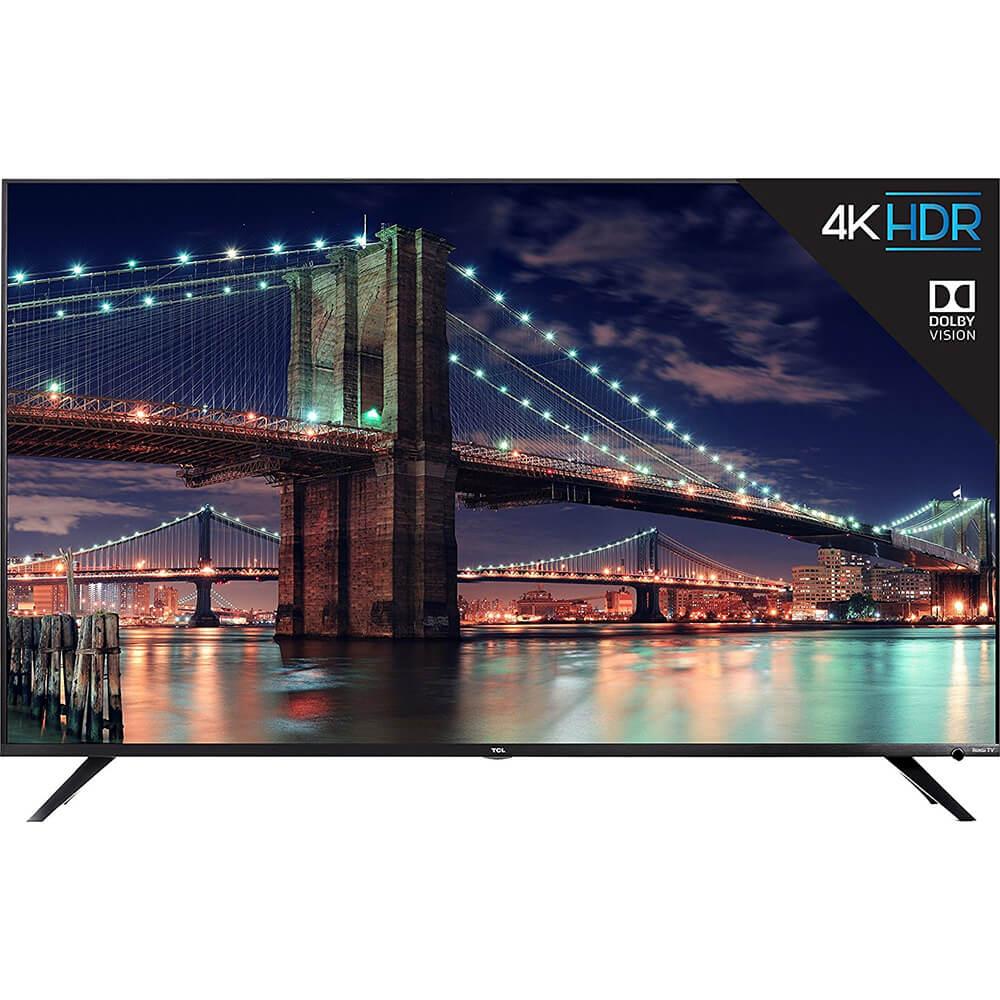 TCL 55R617 55 4K UHD Dolby Vision HDR Roku Smart TV