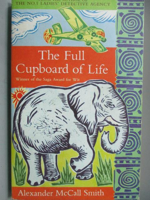 ~書寶 書T4/原文小說_LDD~The Full Cupboard of Life