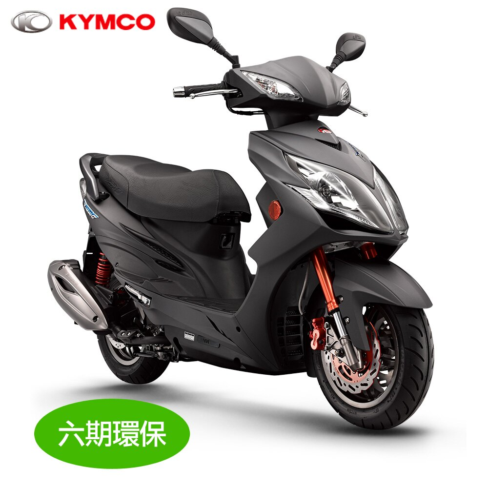 【KYMCO光陽】Racing King 180雙碟FI-MMC(2017年新車) SC36AE 可申退貨物稅4000(汰舊換新)