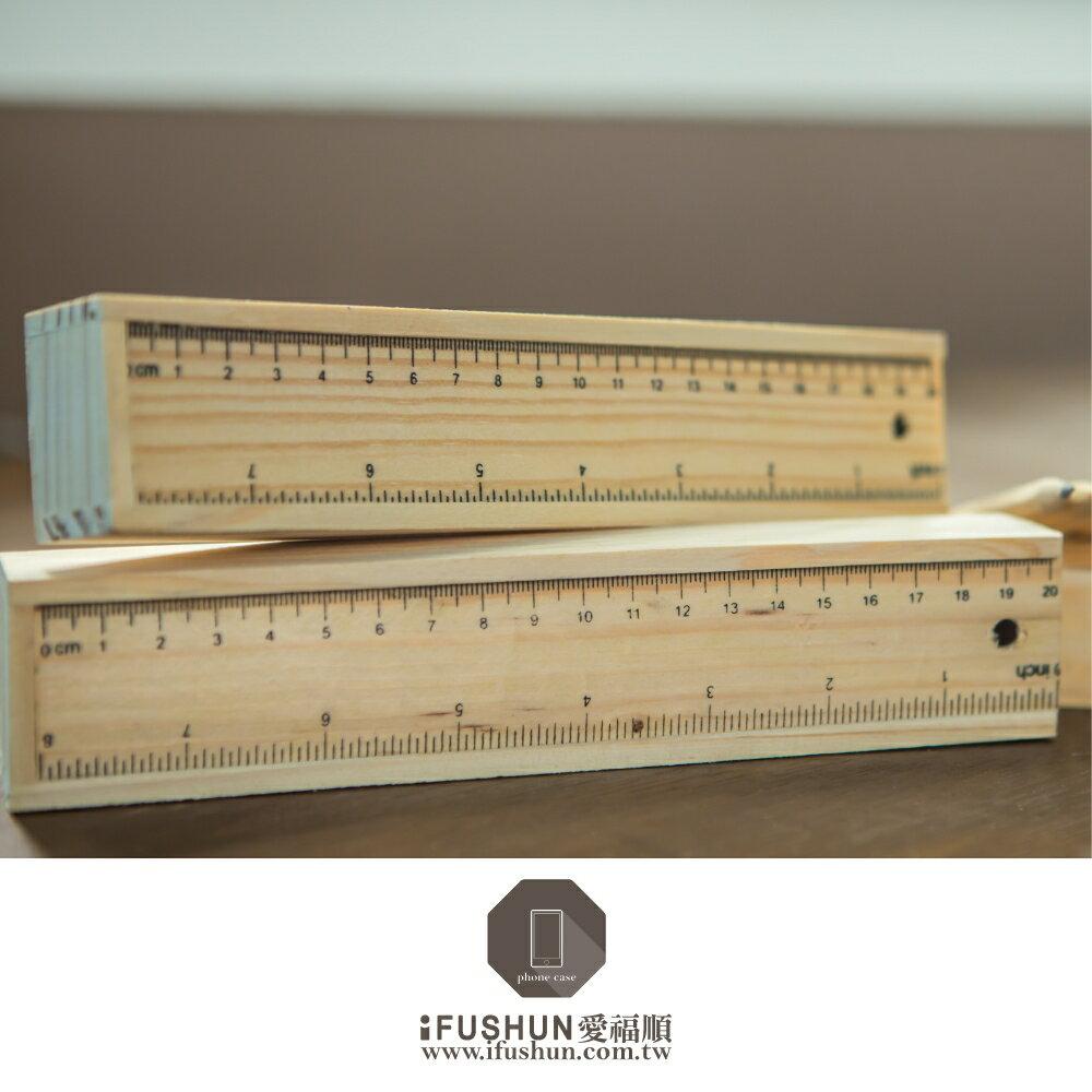 iFUSHUN 木製鉛筆盒 鉛筆盒 文具盒