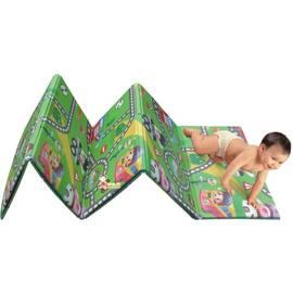 *babygo*台灣曼波魚屋-嬰幼兒專用折疊式爬行墊/遊戲墊