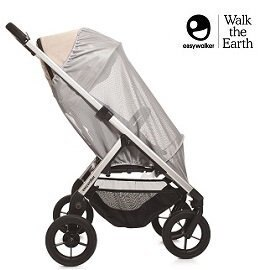 *babygo*荷蘭 Easywalker -時尚嬰兒手推車Mosey 蚊帳