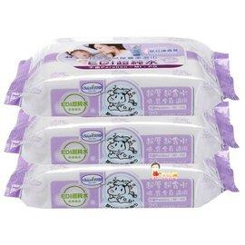 *babygo*貝恩EDI  NEW超厚超純水嬰兒保養柔濕巾【20抽x3包】