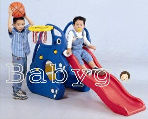 *babygo*親親-大象溜滑梯【台灣製】