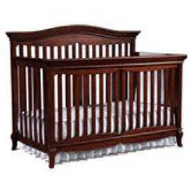 *babygo*LEVANA【典雅系列】曼托瓦嬰兒床嬰兒成長床兒童床【咖啡】