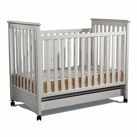 *babygo*{預購中!預計二月底出貨}LEVANA【典雅三合一】霍格華嬰兒床嬰兒成長床兒童床【白色】