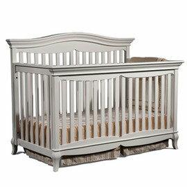 *babygo*{預購中!預計2月底出貨}LEVANA【典雅系列】曼托瓦嬰兒床嬰兒成長床兒童床【白色】