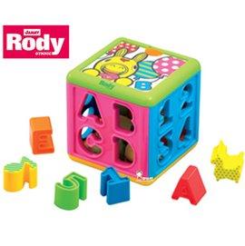 *babygo*Rody 積木益智盒玩具