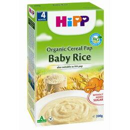 *babygo*喜寶HIPP有機寶寶米精200g