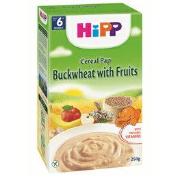 *babygo*喜寶 HIPP蕎麥精(水果口味)250g