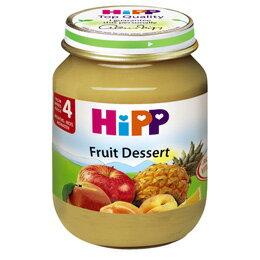 *babygo*喜寶HIPP有機綜合水果泥125g